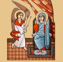 The Annunciation Icons